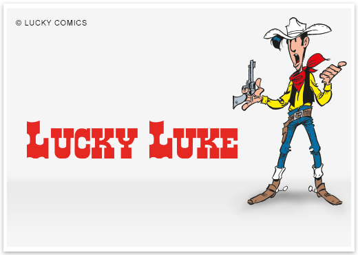 Themenwelt Lucky Luke