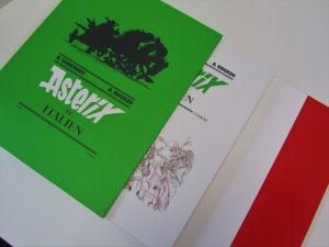 Wer Bringt In Italien Die Weihnachtsgeschenke.Egmont Comic Collection Asterix In Italien Als Art Book Ausgabe