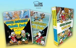 Die Don Rosa Library ©2020 Disney/ Egmont Comic Collection
