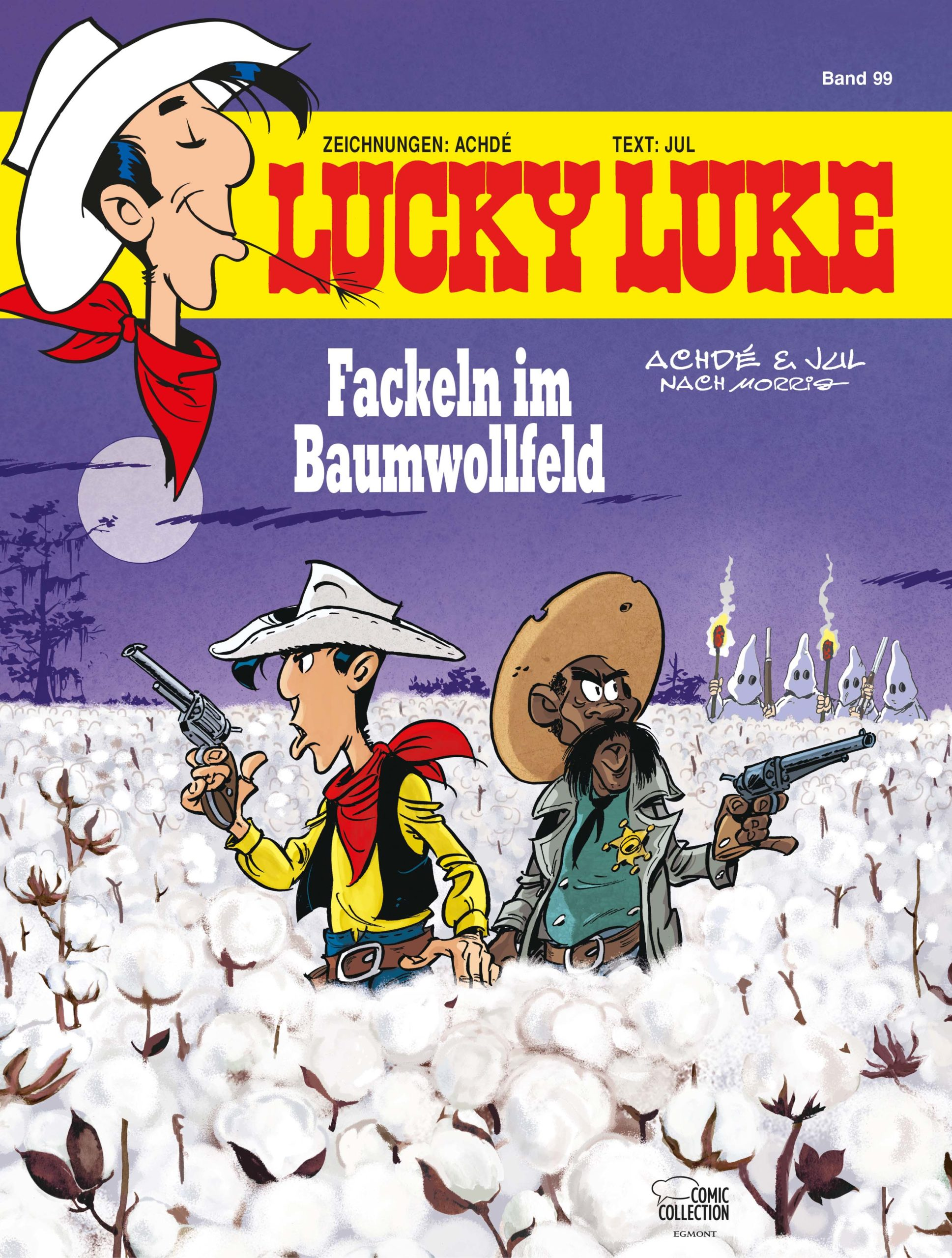 Lucky Luke Band 99 Cover